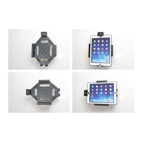 BRODIT soporte de coche para Apple iPad Air (abschlieÃ? bar) Universale Passive holder Grigio