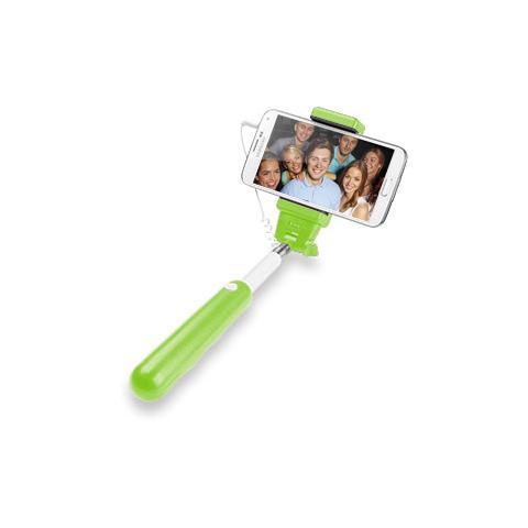 CELLULAR LINE Asta Selfie Universale Verde