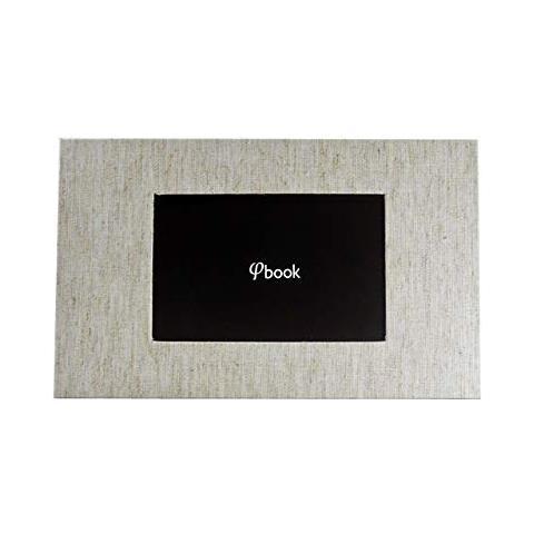 Album Fotografico Digitale Phibook, In Lino, 7 Pollici