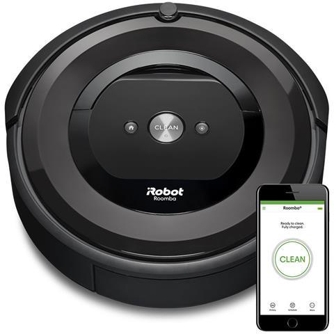 Roomba e5 Robot Aspirapolvere Wifi Colore Antracite