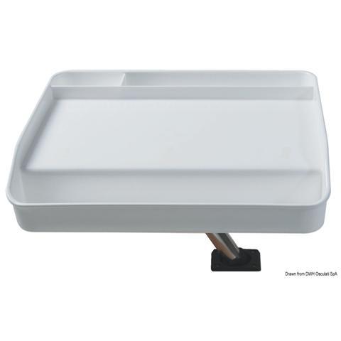 Vassoio per portacanne 700 x 420 mm