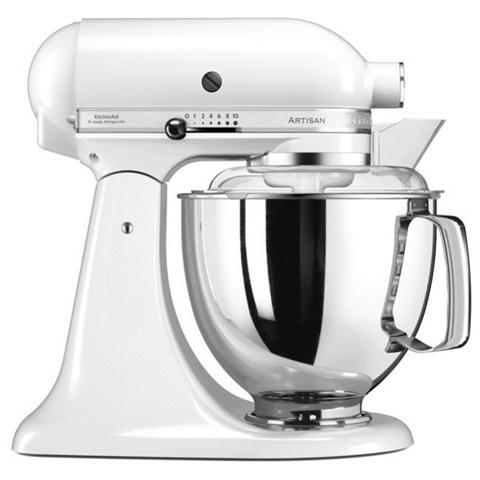 5KSM175PS Robot da Cucina Artisan Capacità 4,8 Litri Colore Bianco
