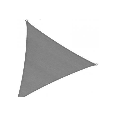 Tenda Parasole Triangolare 5x5x5 Metri Grigio Antracite