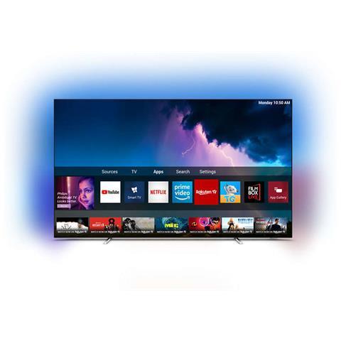 Image of TV OLED Ultra HD 4K 55'' 55OLED754/12 Smart TV Ambilight
