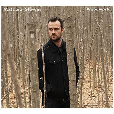 WHIRLWIND RECORDINGS Matthew Stevens - Woodwork
