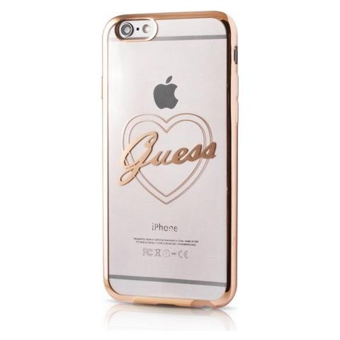 GUESS Heart Cover Gd Iphone 6 Plus / 6s P