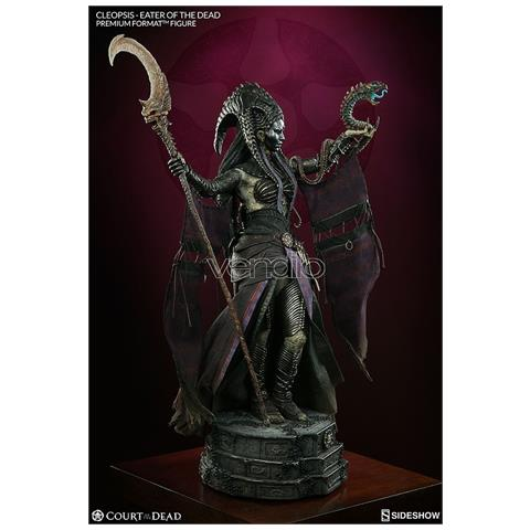 SIDESHOW TOYS Court O / t Dead Eater O / t Dead Prem Form Statua