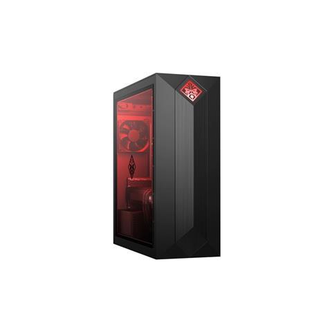 Image of Pc Desktop Omen 875-0033NL Intel Core i7-9700F Octa Core 3.0 GHz Ram 8 GB Hard Disk 1 TB SSD 256 GB NVIDIA GeForce RTX 2070 8 GB 1xUSB 3.1 7xUSB 3.0 Windows 10 Home