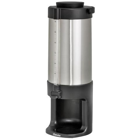 Dispenser erogatore thermos in acciaio Inox 3 litri 150982