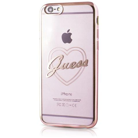 GUESS Heart Cover Pk Iphone 6 Plus / 6s P