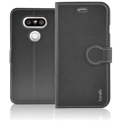 FONEX Custodia per LG G6 Colore Nero