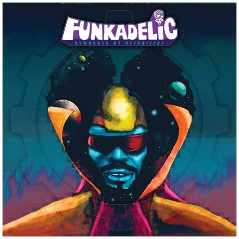 WESTBOUND Funkadelic - Reworked By Detroiters (2 Cd)