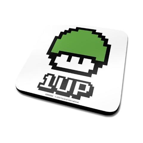 Nintendo: 1 Up (sottobicchiere)