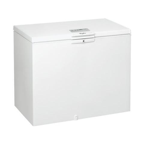 Congelatore Orizzontale WHE22333 6° Senso Classe A+++ Capacità Lorda / Netta 220 / 216 Litri Colore Bianco