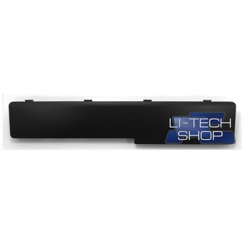 Image of Batteria Notebook compatibile 14.4V 14.8V 8 celle per HP PAVILLION DV7-1001EG 4.4Ah
