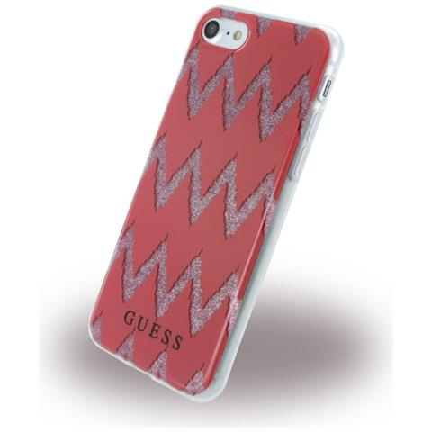 CELLY Cover per iPhone 7 Colore Rosso