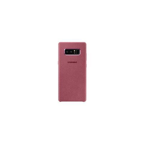 SAMSUNG Alcantara Cover Pink N8