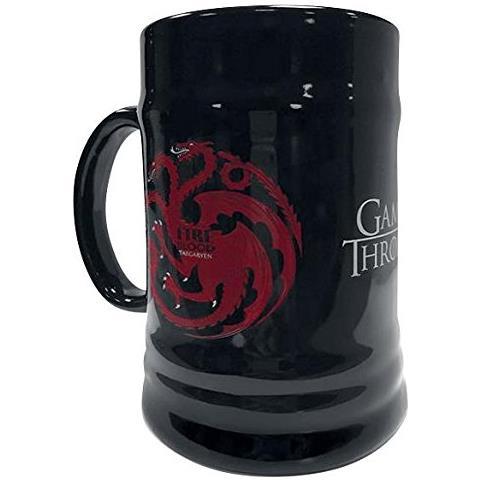 Game Of Thrones - House Targaryen (boccale Birra Ceramica)