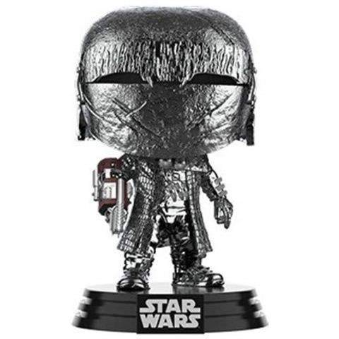 FUNKO Pop Star Wars The Rise Of Skywalker: -kor Cannon (ematite Chrome) Figura Da Collezione, Multicolore, 47244