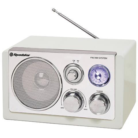 ROADSTAR HRA-1200W, Portatile, Analogico, AM, FM, UM3