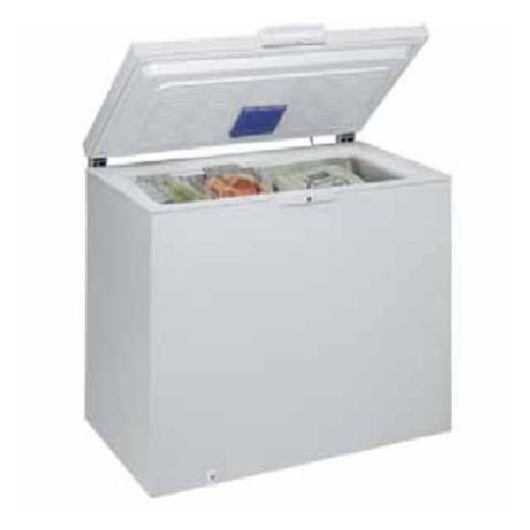 WHE25332 6° Senso Congelatore Orizzontale Classe A++ Capacità Lorda / Netta 255/251 Litri Colore Bianco