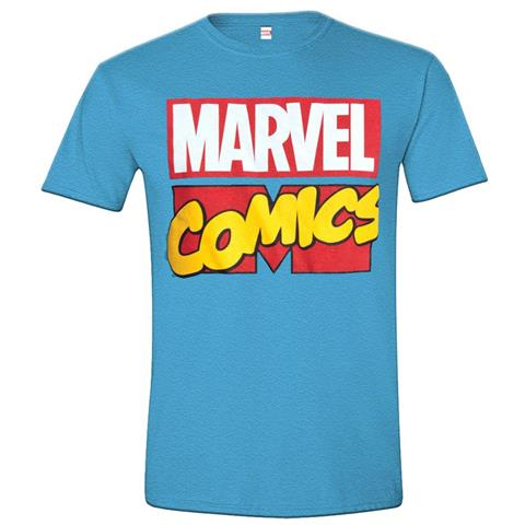 TimeCity Marvel - Marvel Comics Logo (T-Shirt Unisex Tg. L)