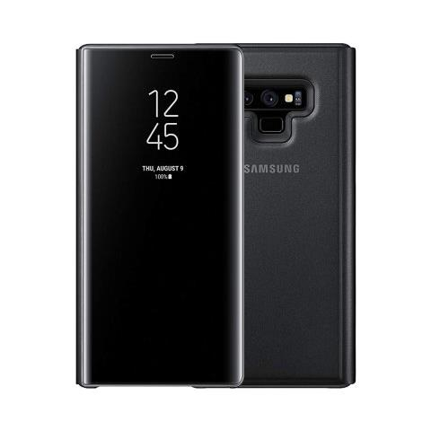 SAMSUNG Clear View Standing per Note 9 nero EF-ZN960