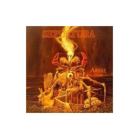 WARNER BROS Cd Sepultura - Arise