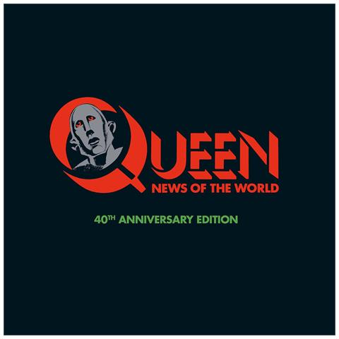 VIRGIN Queen - News Of The World (40th anniversary Edition) (5 Cd)