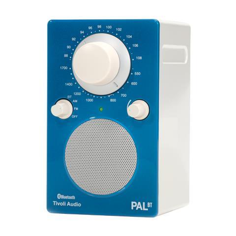 TIVOLI AUDIO PAL BT, 3,5 mm, Litio, Portatile, Analogico, AM, FM, 5 - 40 °C