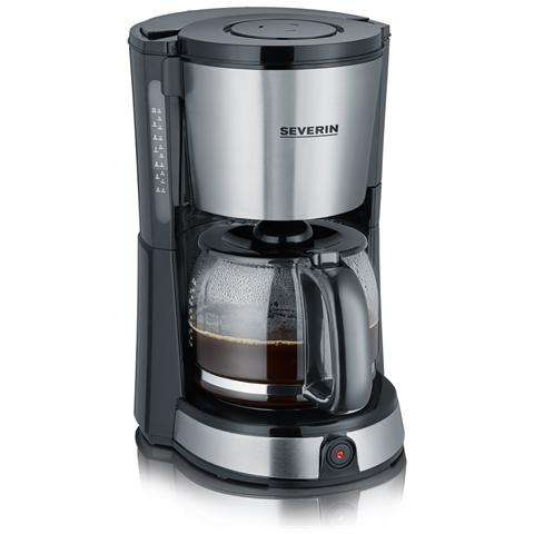 Macchina per Caffè Americano KA 4496 1000 W Colore Acciaio Inox / Nero