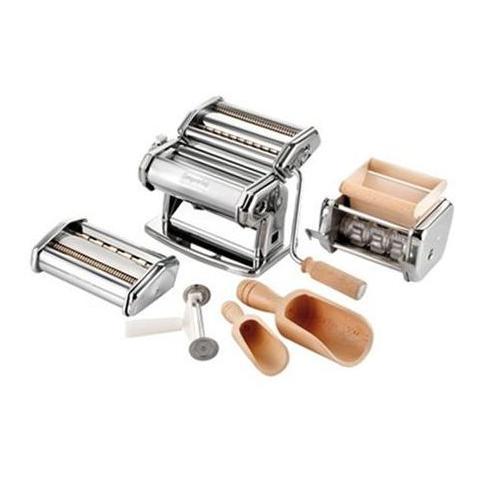 501 La Fabbrica della Pasta con Ravioli Maker