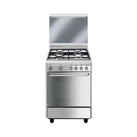 SMEG - CX51SV Serie Concerto Cucina a gas con Forno Elettrico ...