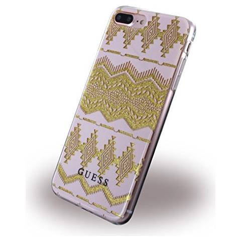 GUESS Tribal 3d Iphone 7 Plus Pink