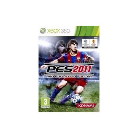 KONAMI X360 - Pro Evolution Soccer 2011