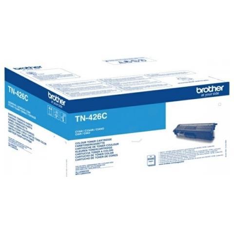 TN-426C Toner Originale Ciano per HL-L8360CDW / MFC-L8900CDW Capacità 6500 Pagine