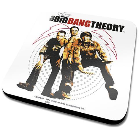Big Bang Theory (the) - Fisheye (sottobicchiere)
