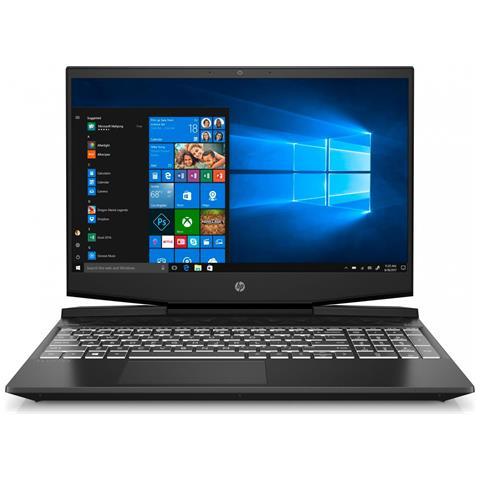 Image of Notebook Pavilion 15-DK0030NL Monitor 15.6'' Full HD Intel Core i7-9750H Ram 16 GB Hard Disk 1 TB SSD 256 GB NVIDIA GeForce GTX 1650 4 GB 1xUSB 3.1 3xUSB 3.0 Windows 10 Home