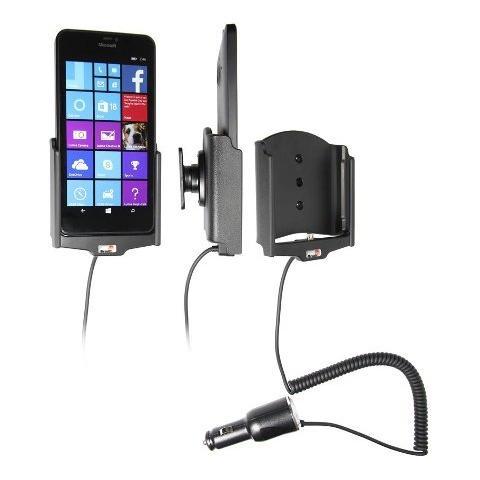 BRODIT 512739 Auto Active holder Nero supporto per personal communication