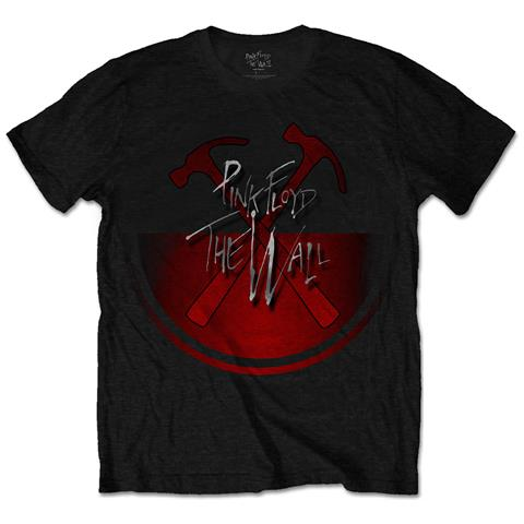 ROCK OFF Pink Floyd - The Wall Oversized Hammers (T-Shirt Unisex Tg. S)