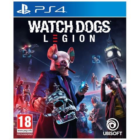 UBISOFT PS4 - Watch Dogs Legion - Day one: 31/12/20