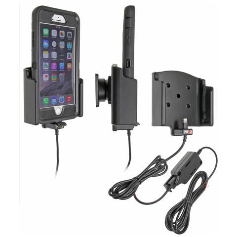 BRODIT 527741 Auto Active holder Nero supporto per personal communication