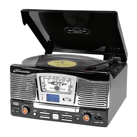 TREVI Stereo Giradischi Cd Encoding Tt 1065 E