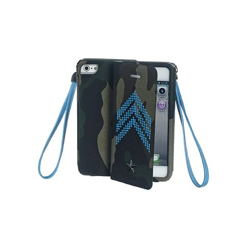 SWEET YEARS Sy Camo Fluo Agenda Ip5/5s Blue