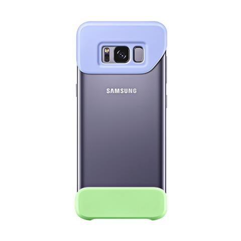 SAMSUNG Cust. 2 Parti Sgh G955 Galaxy S 8+ Violet / Green