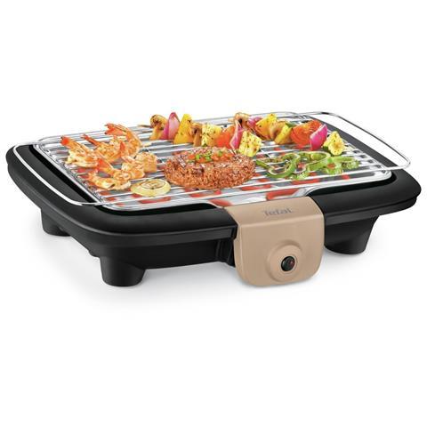 Griglia Elettrica Barbecue da Tavolo Potenza 2300 W