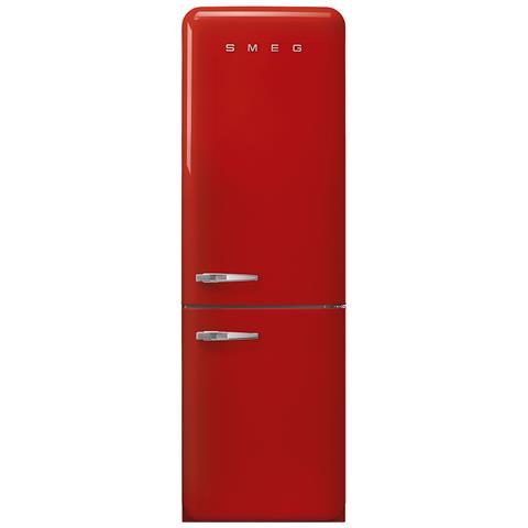 Frigorifero Combinato FAB32RRD3 Anni '50 Total No Frost Classe A+++ Capacità Lorda / Netta 365/331 Litri Colore Rosso
