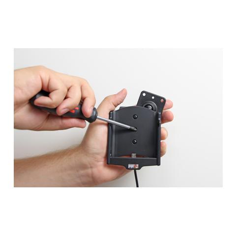 BRODIT 512751 Auto Active holder Nero supporto per personal communication
