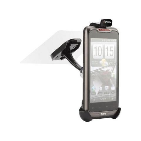 GRIFFIN TECHNOLOGY Griffin GFN22054 Auto Passive holder Nero supporto per personal communication