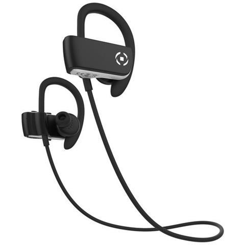 CELLY Auricolari Sport Pro Bluetooth colore Nero